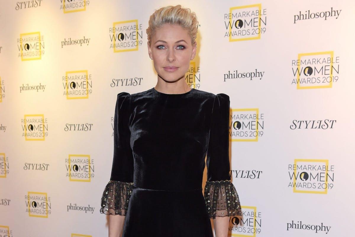 Emma Willis at Stylist's Remarkable Women Awards