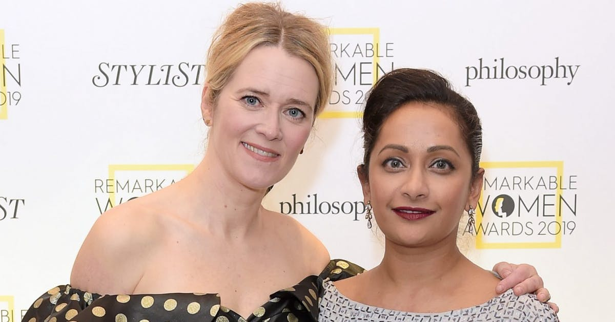 The most popular brand on the Remarkable Women Awards red carpet was so affordable