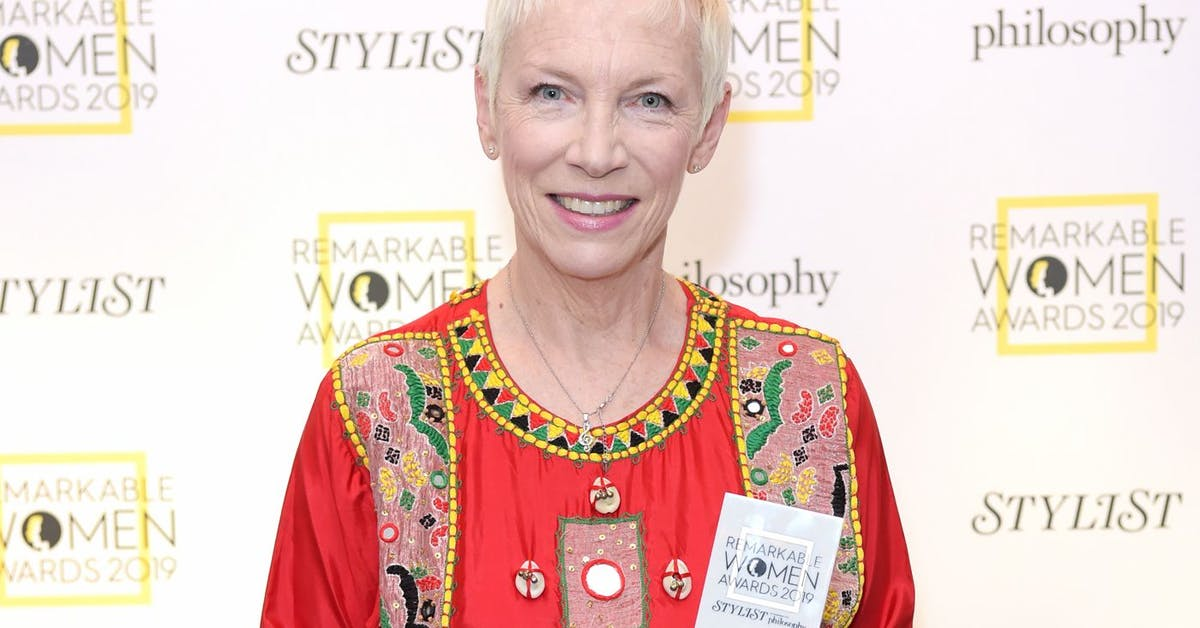 Remarkable Women Awards 2019: Annie Lennox's inspiring speech reminds us why she's a true icon