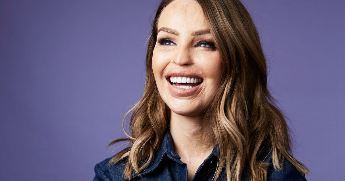 Katie Piper is named Mentor of the Year at the Remarkable Women Awards 2019