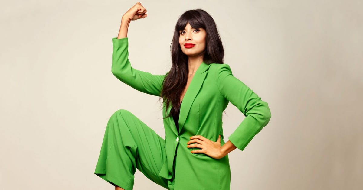 Jameela Jamil on why Stylist is such an essential voice for modern women