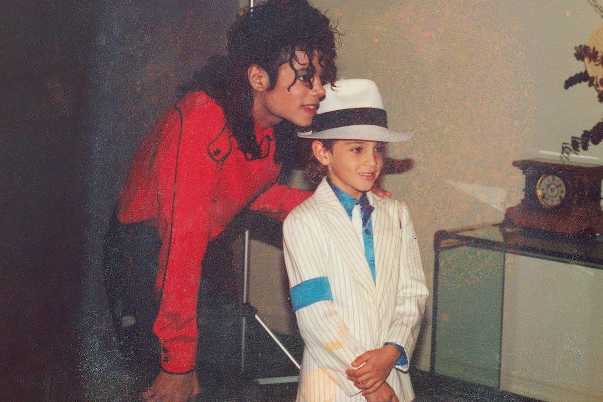 Michael Jackson leaving neverland documentary