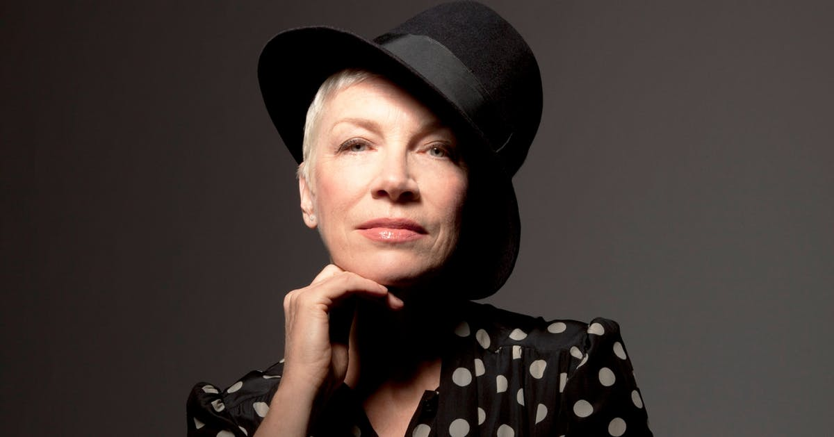 Annie Lennox's new campaign is a powerful reminder of the true message of International Women's Day