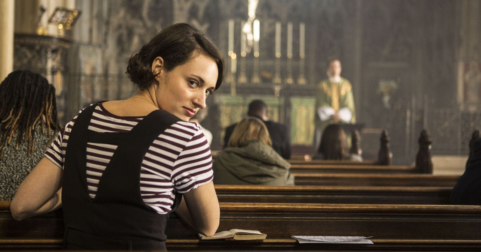 Phoebe Waller-Bridge in 'Fleabag' - Amazon Studios
