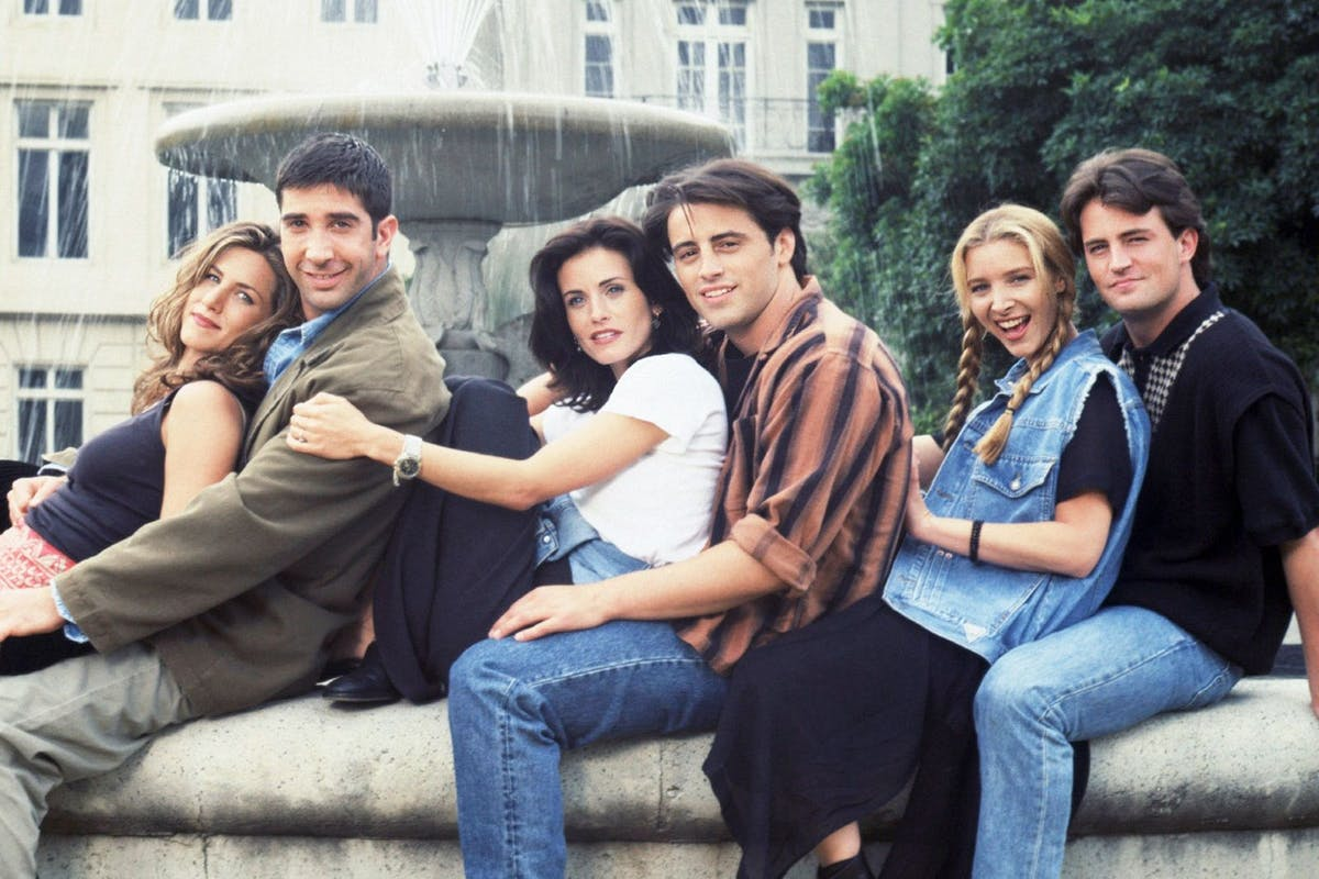 The TV show Friends