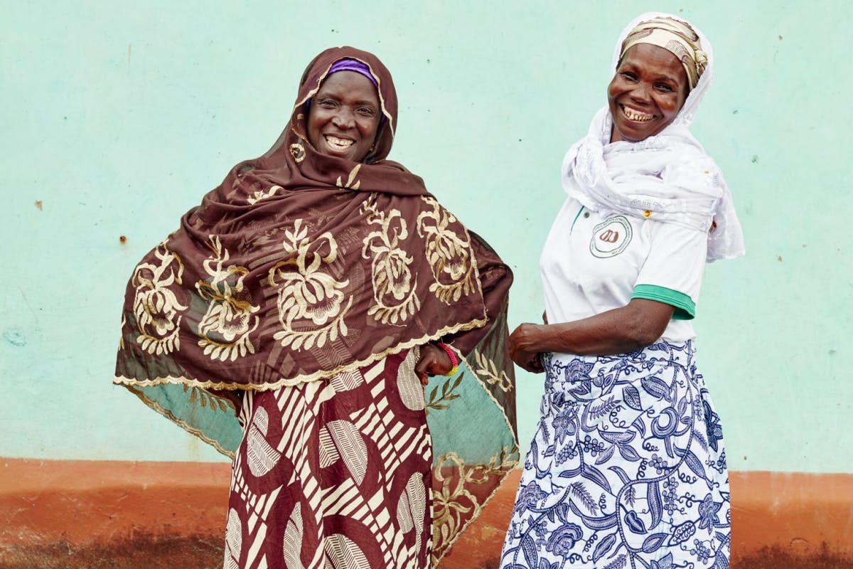 The Body Shop's Shea Butter Community Trade Programme in Ghana