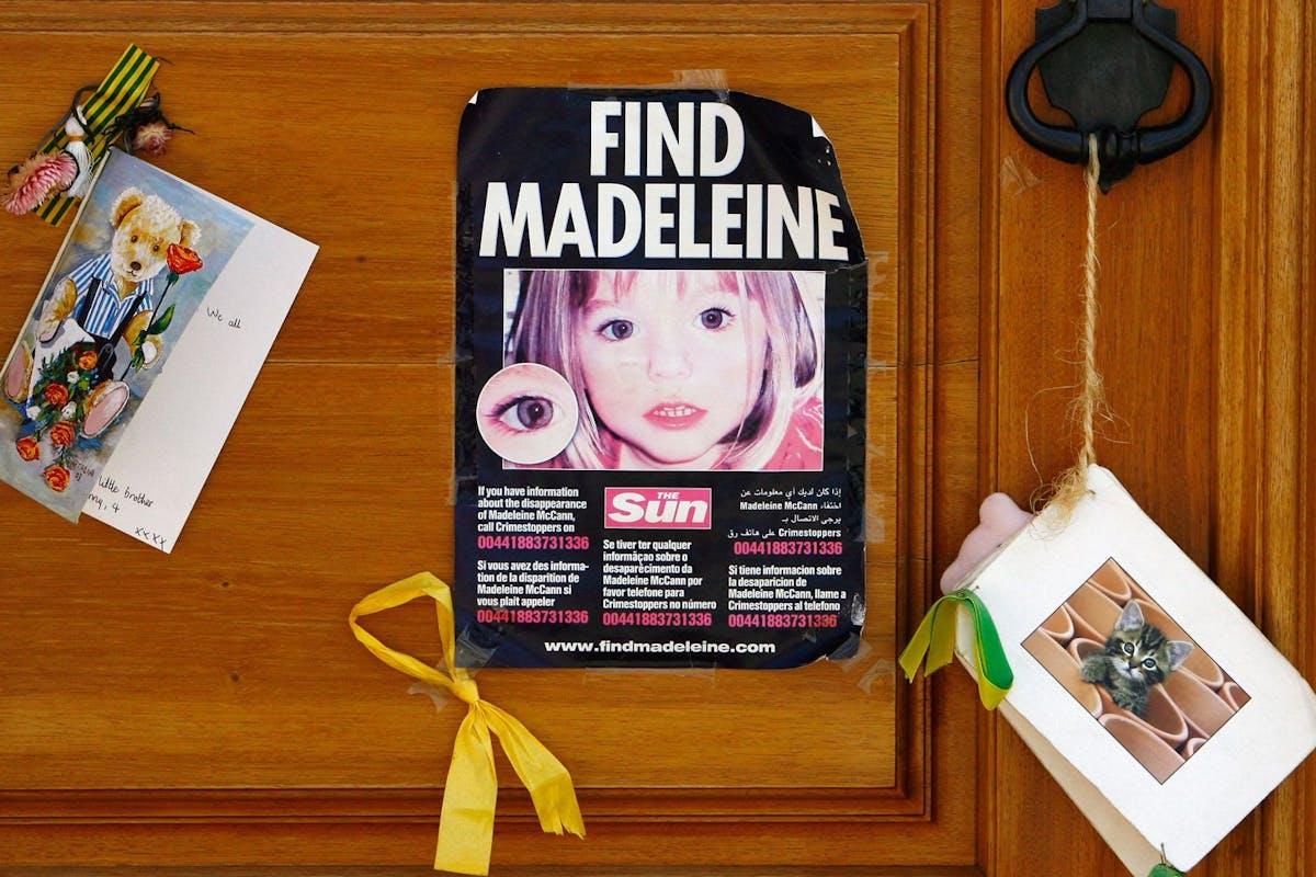 Netflix's Madeleine McCann documentary