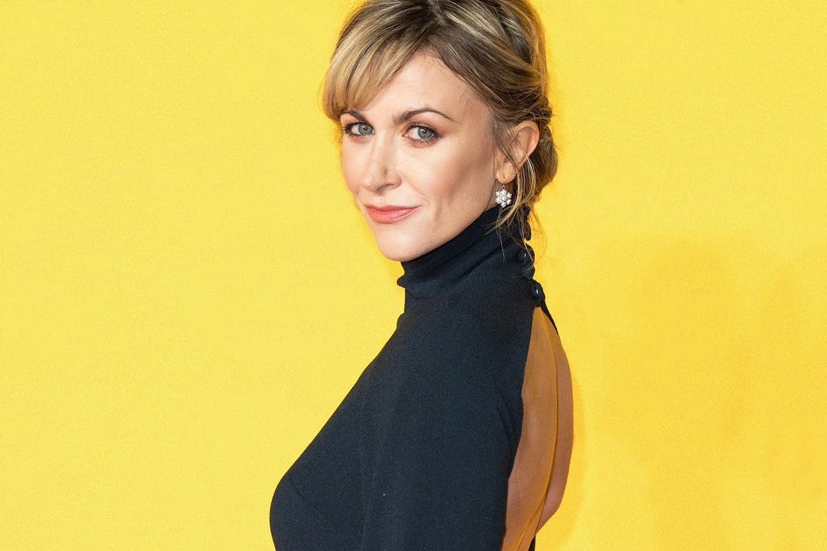 Katherine Kelly, star of ITV drama series Cheat