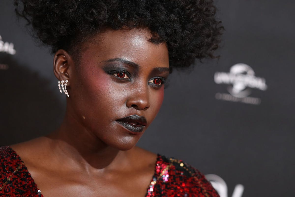 From Lupita Nyong'o's sartorial statement to Haim's throwback snap: the week's best A-list Instagrams