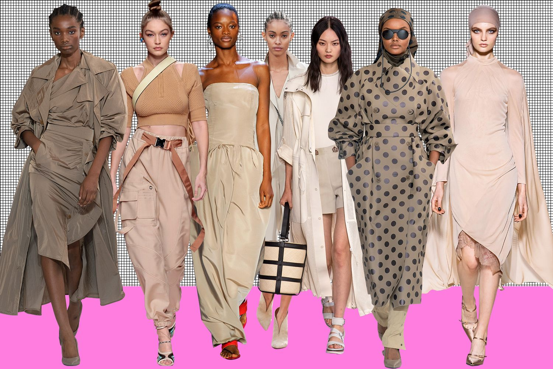 Beige fashion trend: Beige pieces to shop now, high street