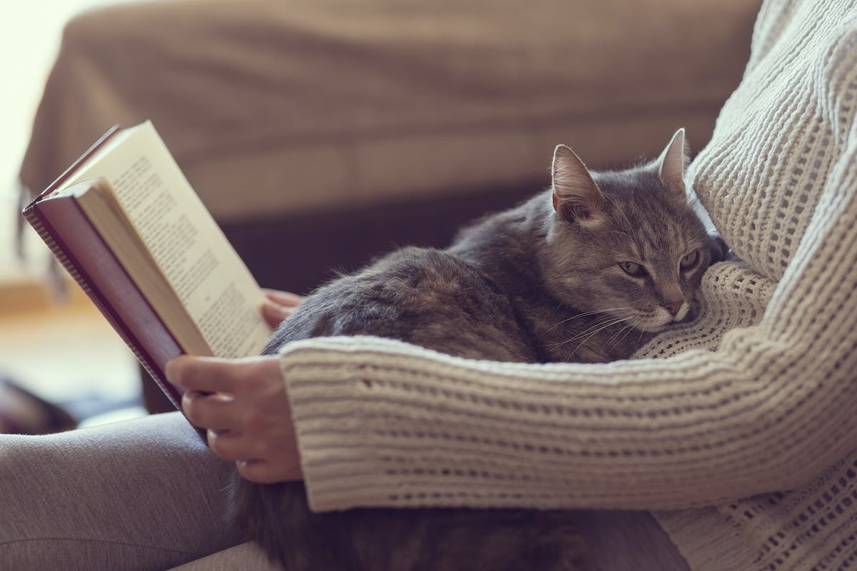 Reading can help with mental health issues