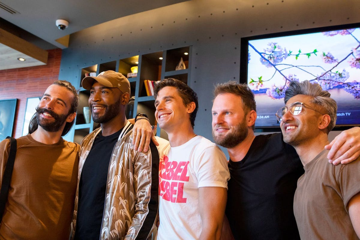 Queer Eye fans, rejoice: seasons four and five dates revealed – and it's sooner than you think