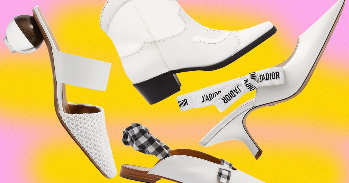 14 alternative wedding shoes to walk down the aisle in