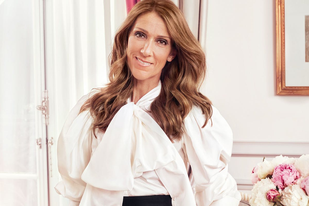 Celine Dion announced as the newest L'Oreal Paris Global Spokesmodel