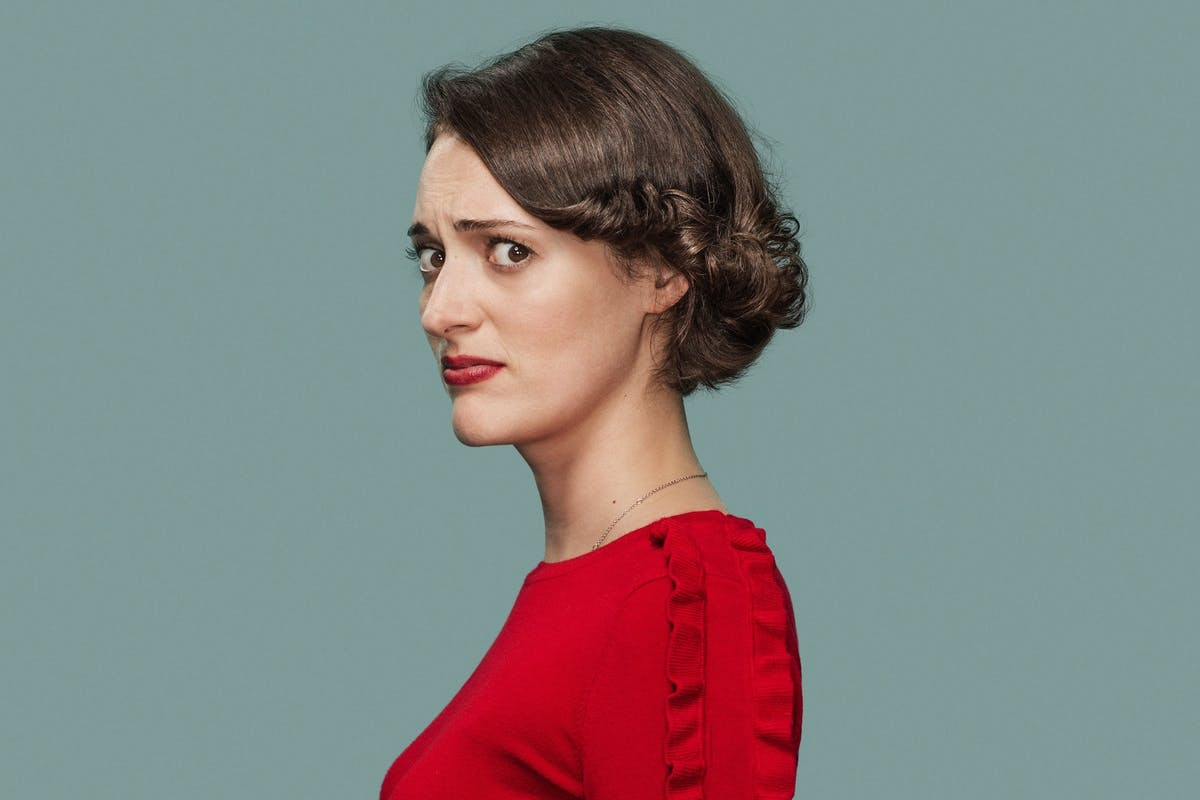 Phoebe Waller-Bridge as Fleabag