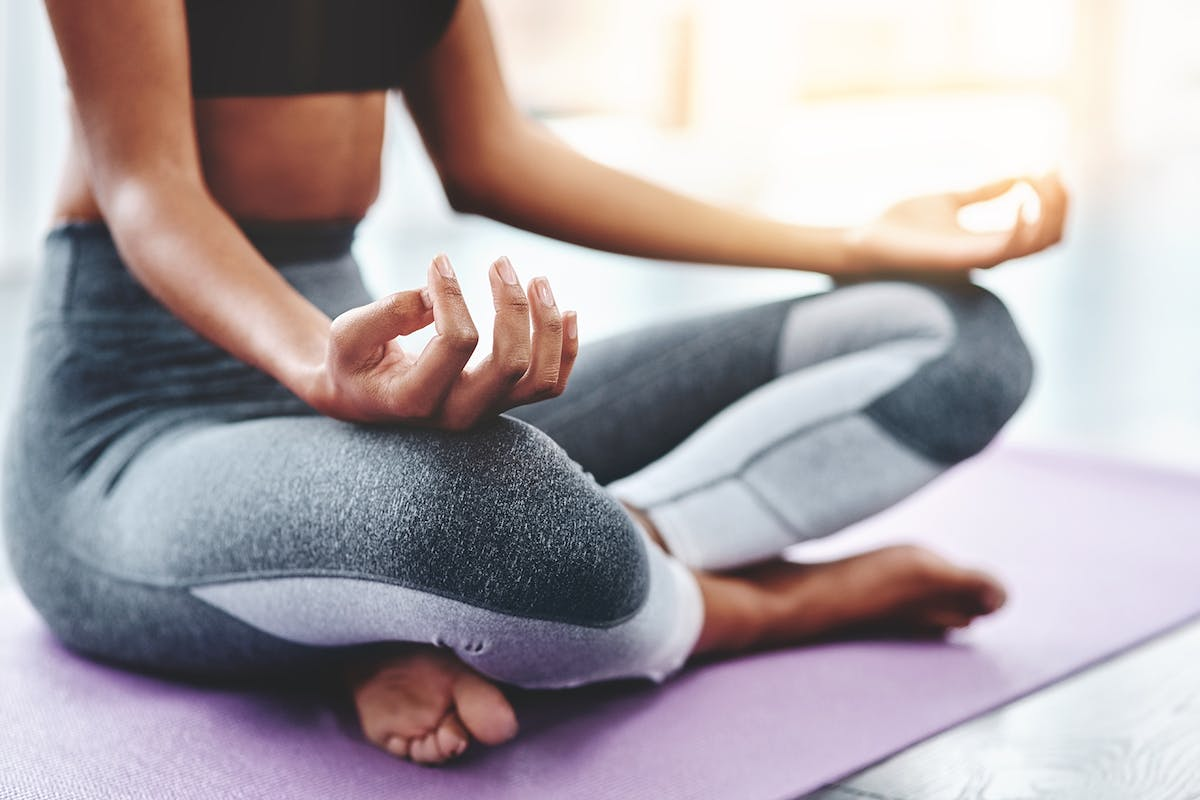 Best yoga poses for relaxation