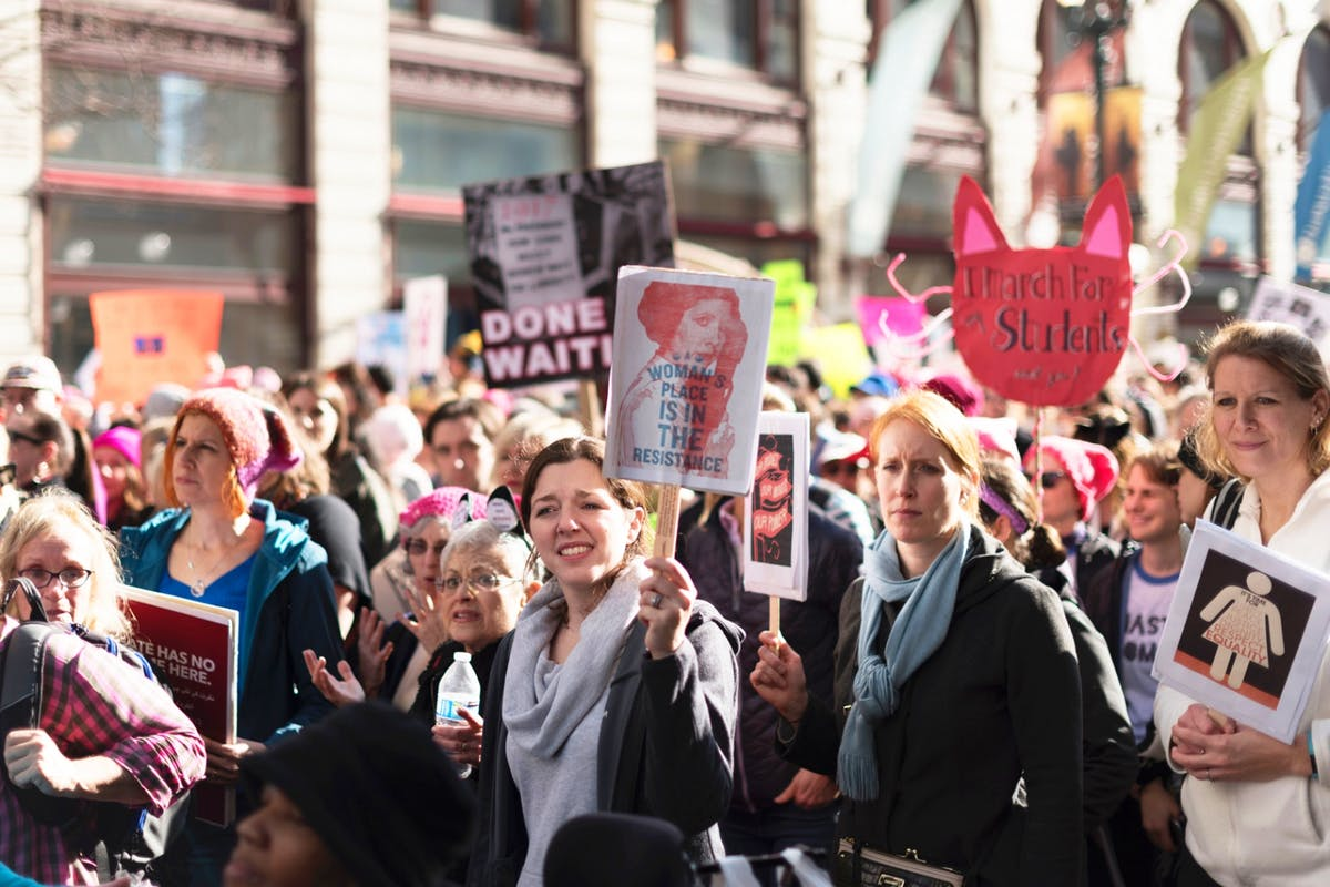 Your 2019 Feminist Calendar: protests, panels and exhibitions celebrating the sisterhood