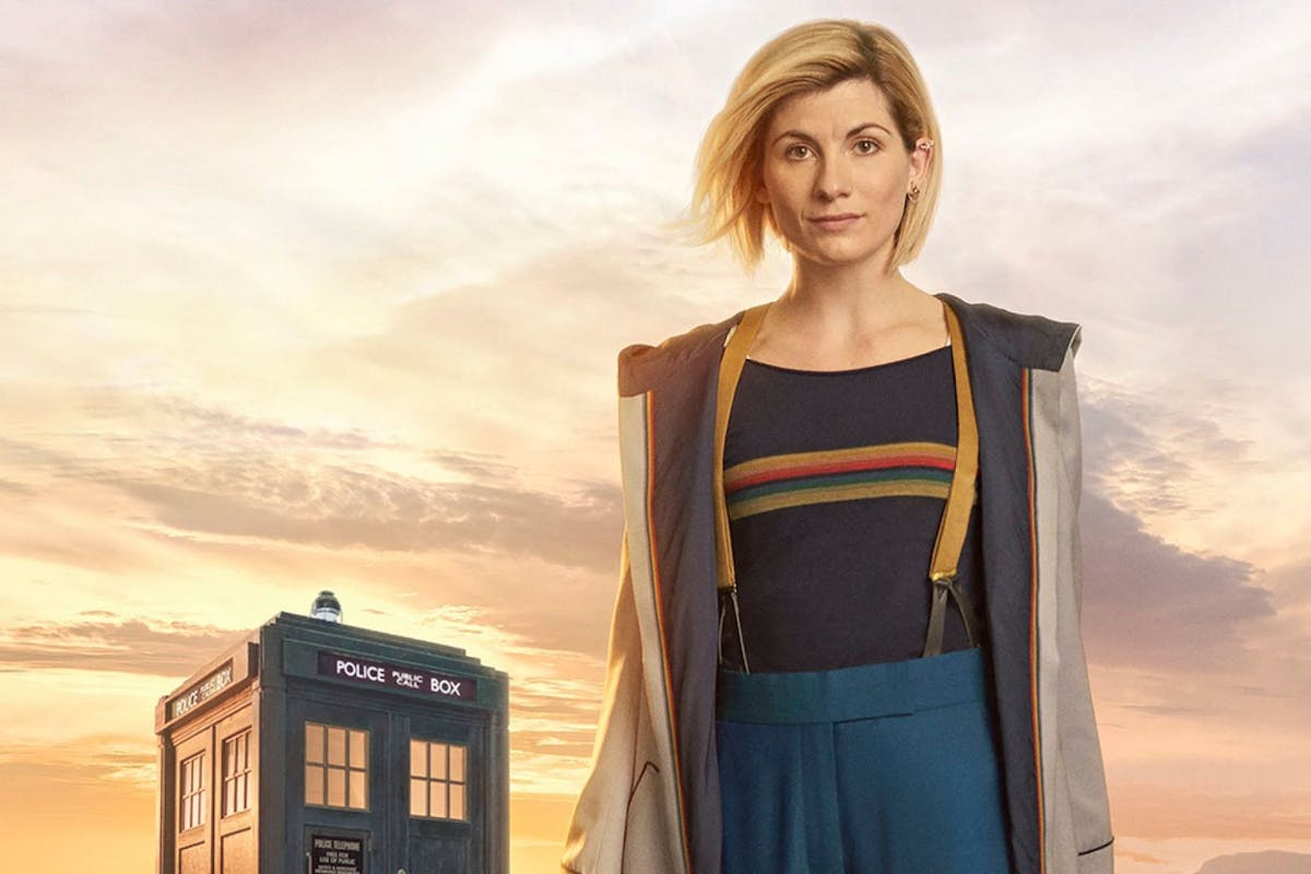 Doctor Who is back for a new season, and so is Jodie Whittaker