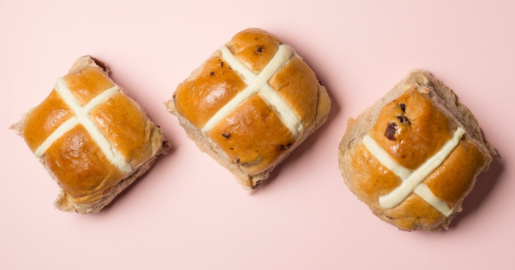 Hot cross buns: how do you eat yours?