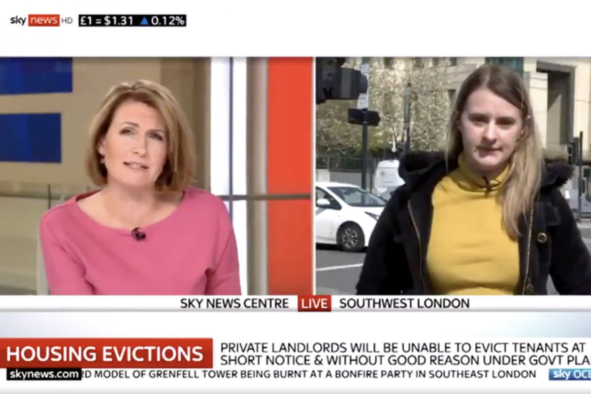 Sky News anchor Jayne Secker has 'apologised' for patronising comments on renting– but is it enough?