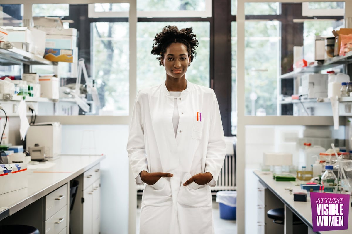 Black women scientist in STEM