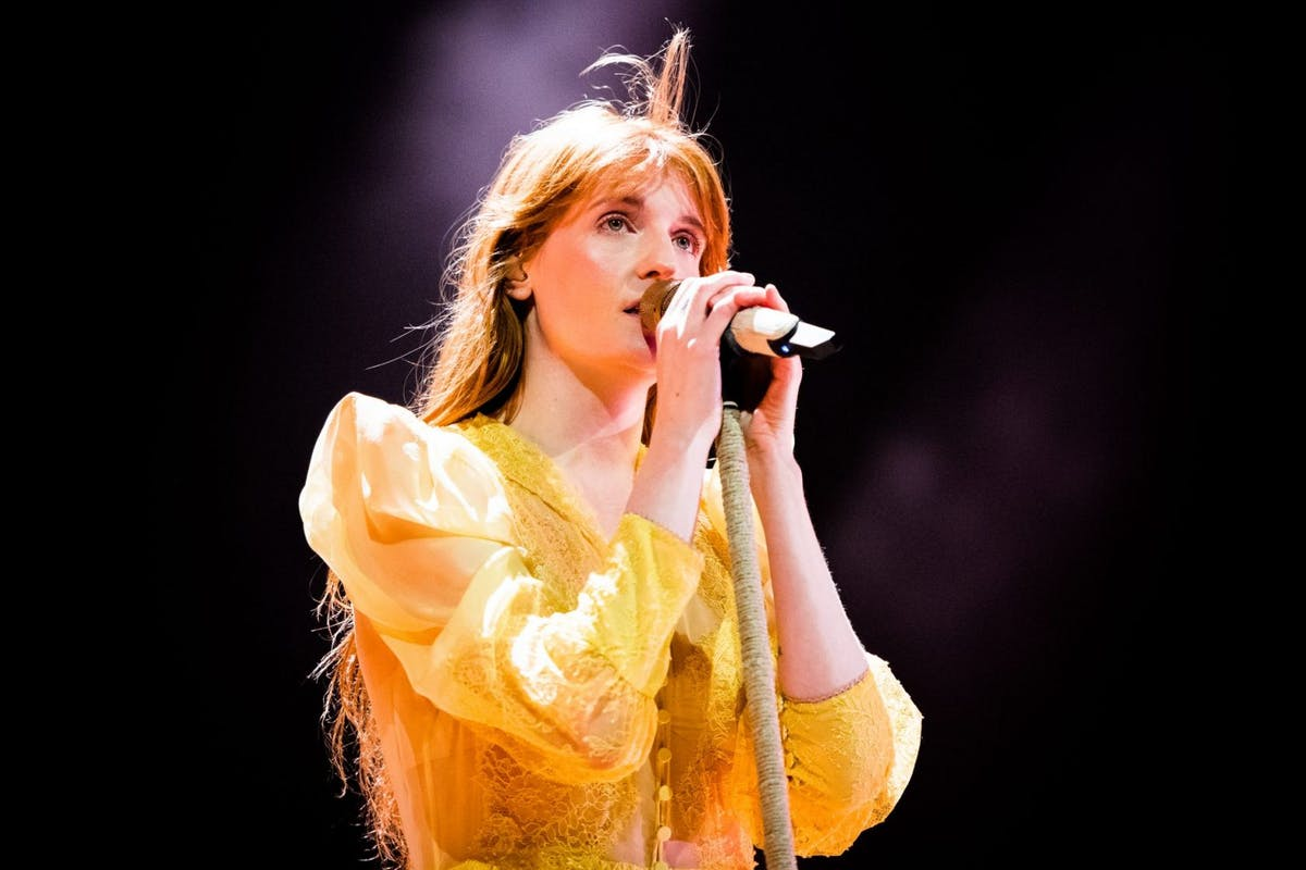 Florence + The Machine Game of thrones