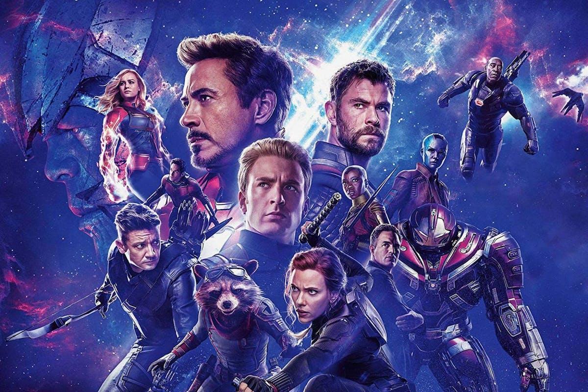 Marvel's Avenegers: ENdgame film review