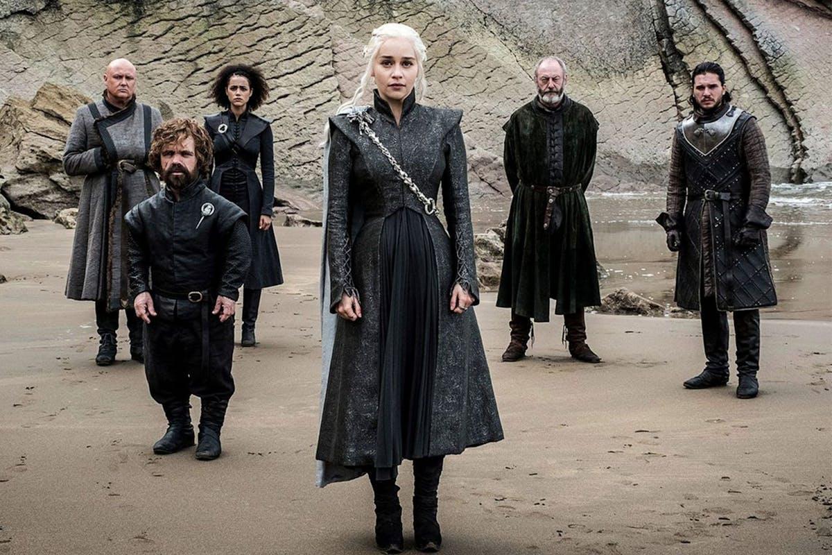 Game of Thrones cast season 8 photo