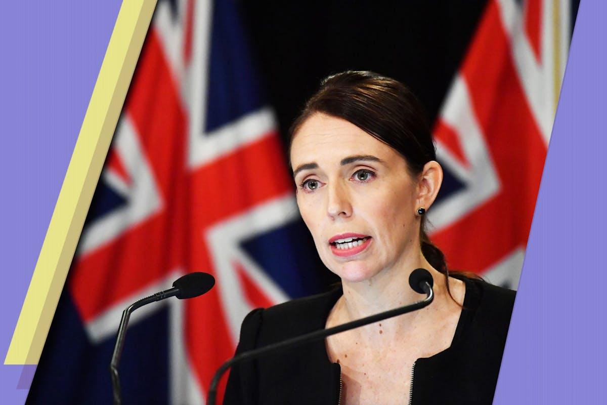 jacinda ardern cox jo anzac speech echoes murdered labour echoed minister zealand prime words british service