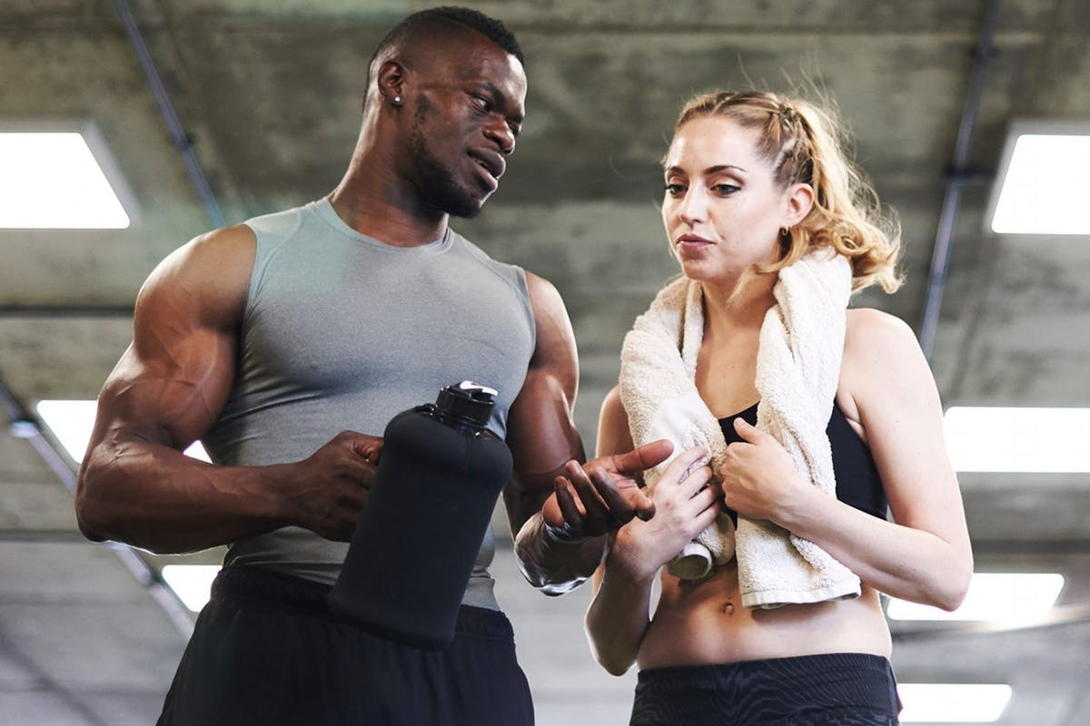 mansplaining at the gym - what to do