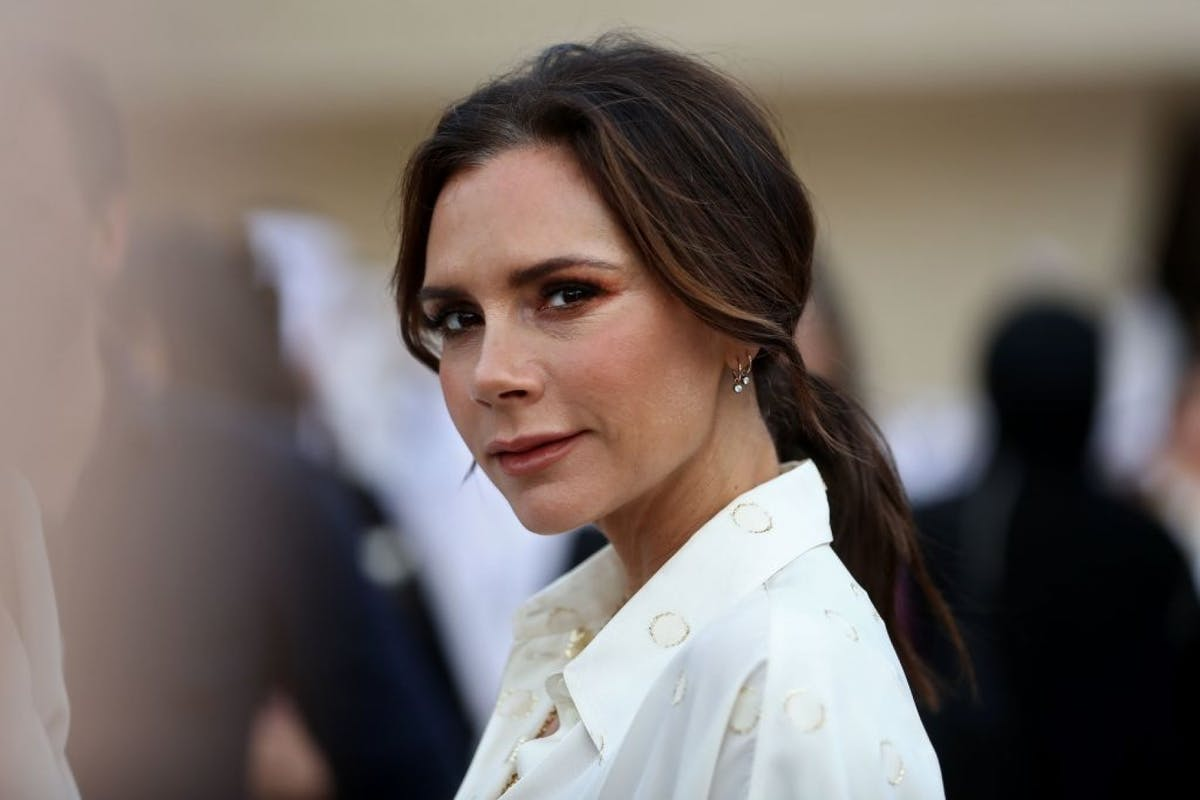 Victoria Beckham's debut beauty line is finally here and it's already selling out