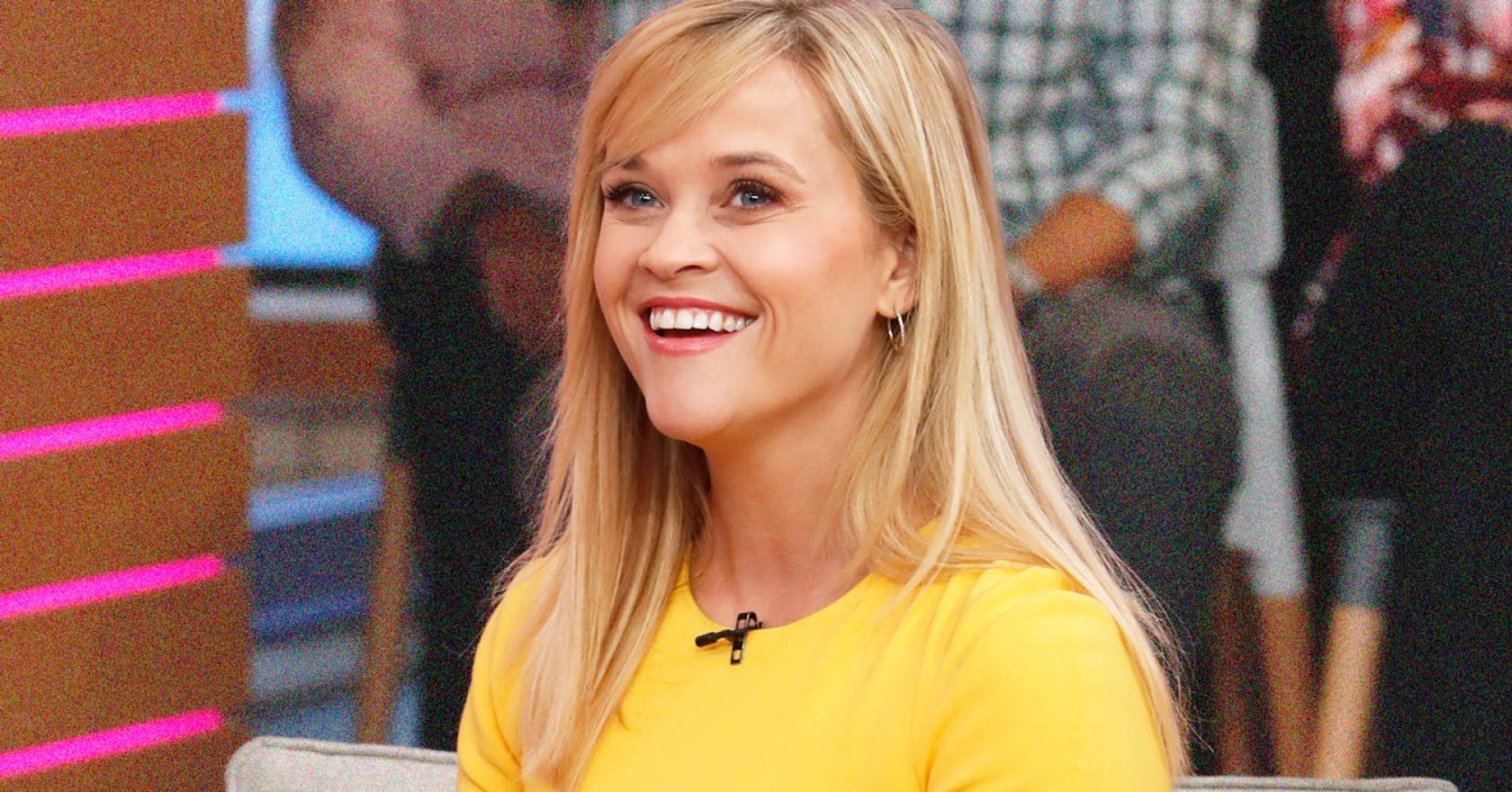 Reese Witherspoon gave us a sneak peek at her new television show and it looks so good