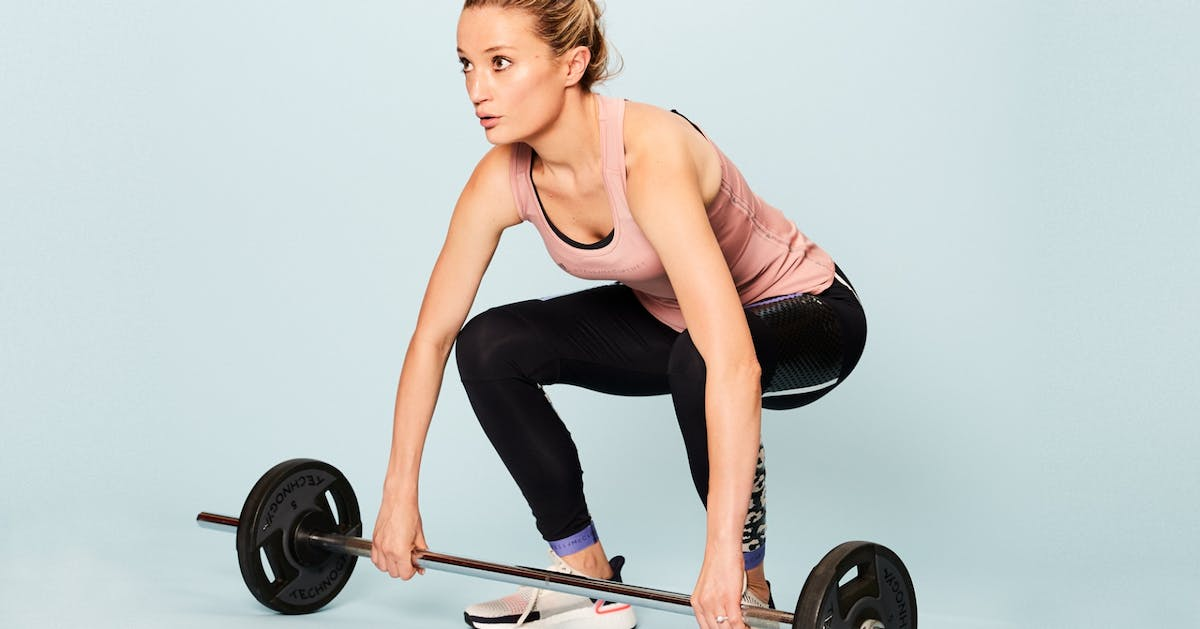 Weight training won't just transform your body – it'll strengthen your mind, too