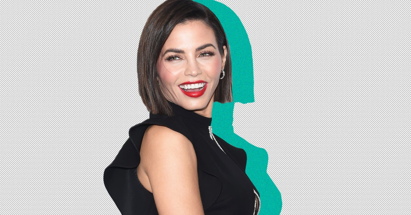 What happened when Jenna Dewan switched to toxin-free beauty products