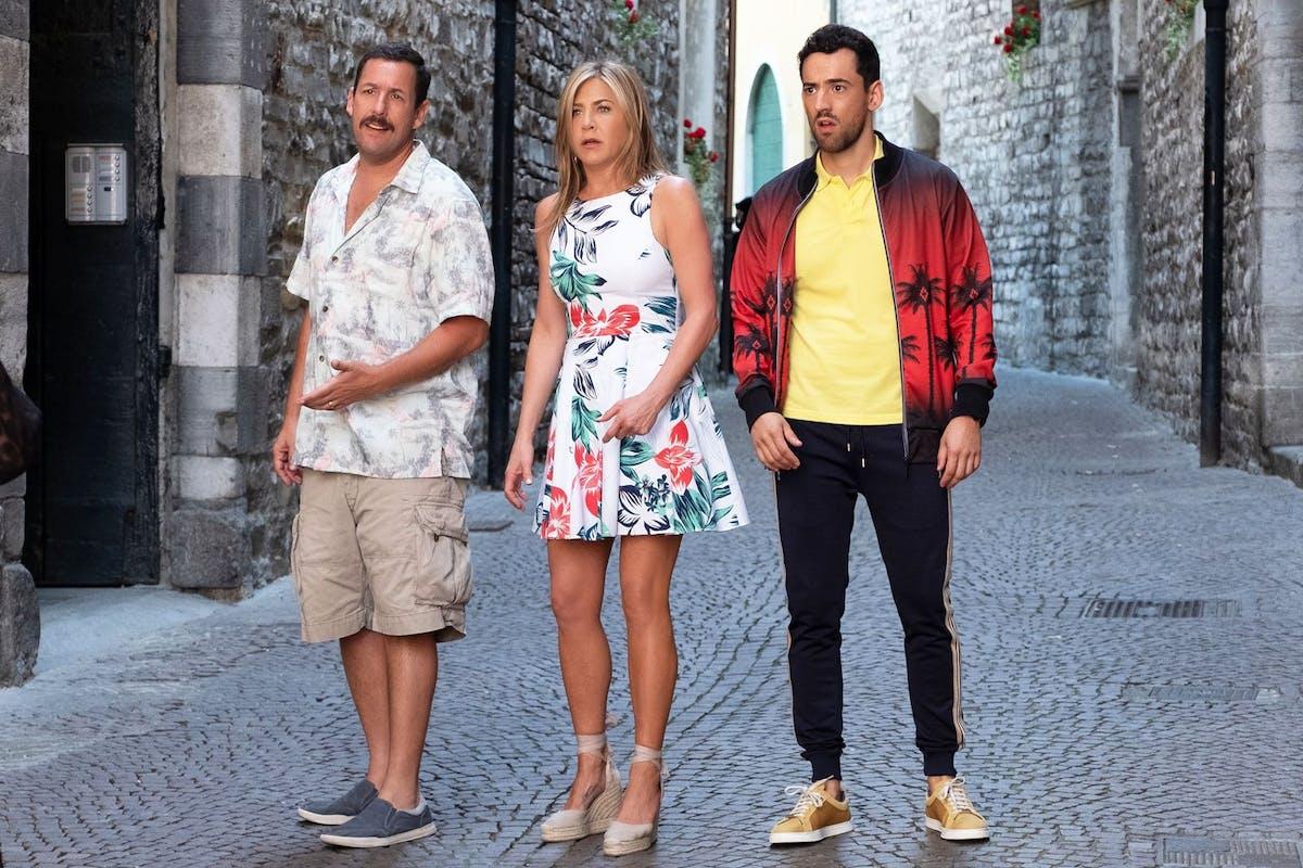 Murder Mystery: Jennifer Aniston, Adam Sandler's funny film