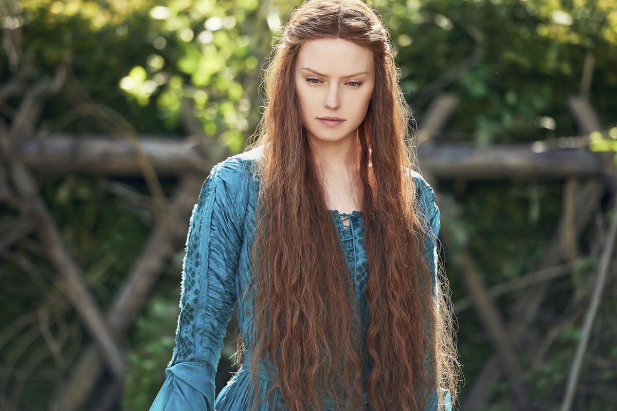Daisy Ridley new film Ophelia
