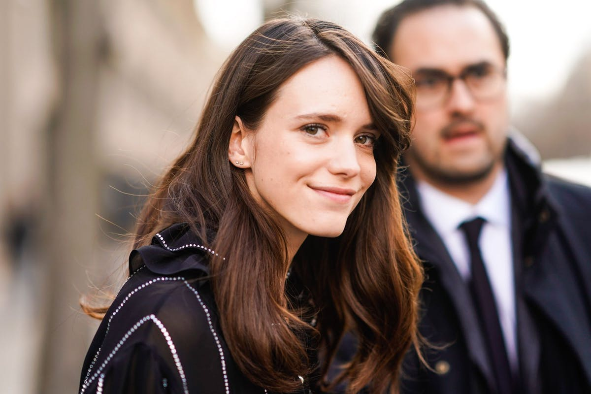 Vox Lux actress Stacy Martin has said men are still seen as more bankable than women in Hollywood.