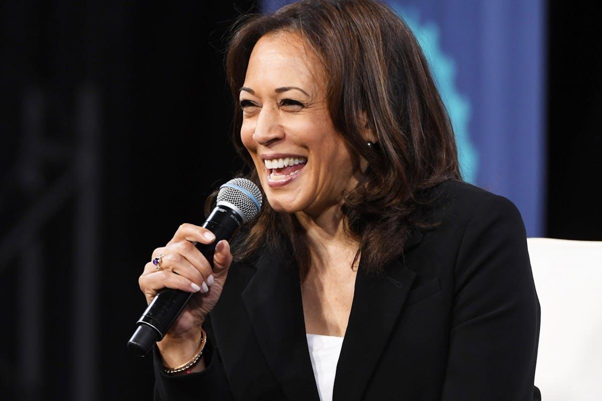 Kamala Harris presidential candidate