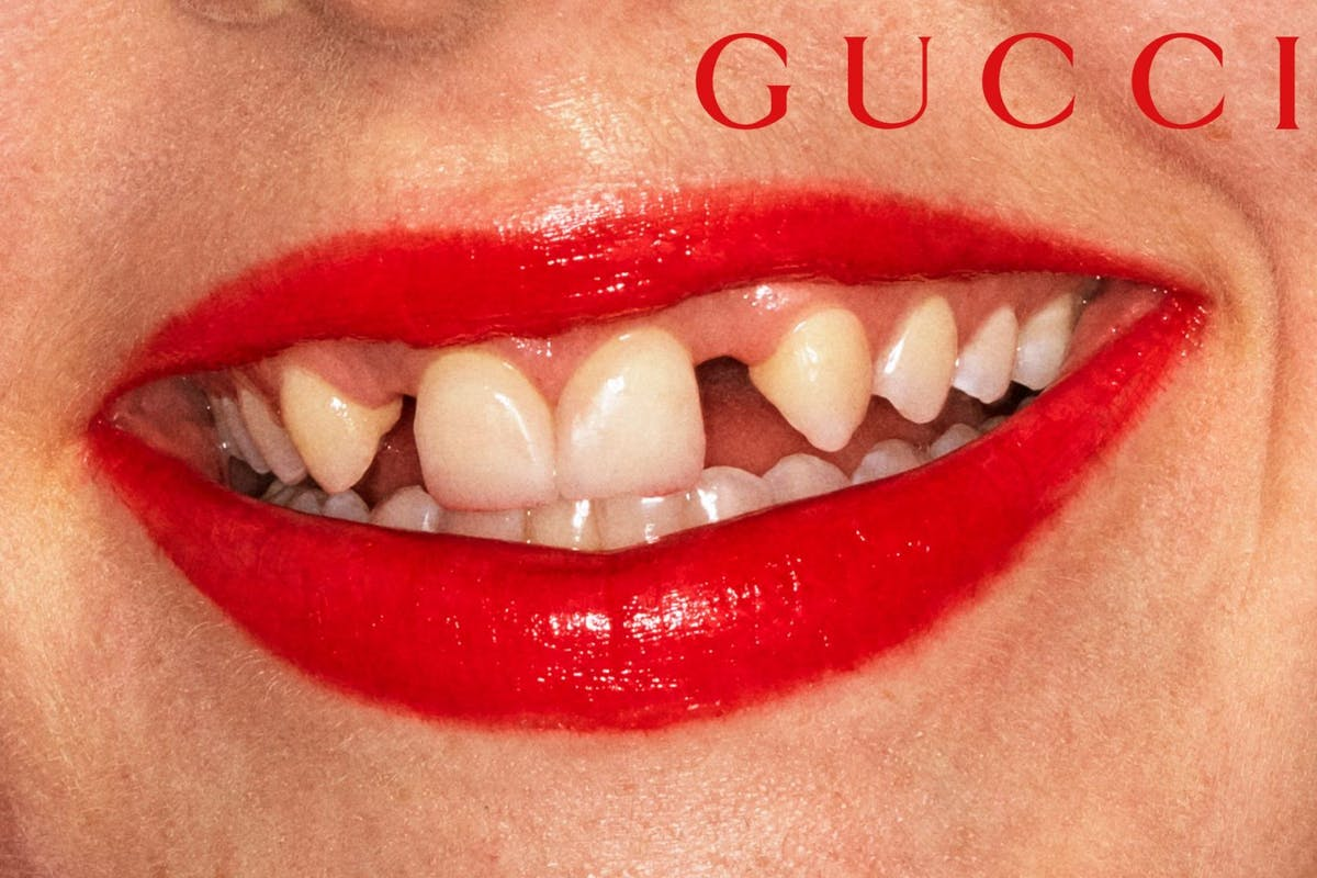 Gucci beauty martin parr