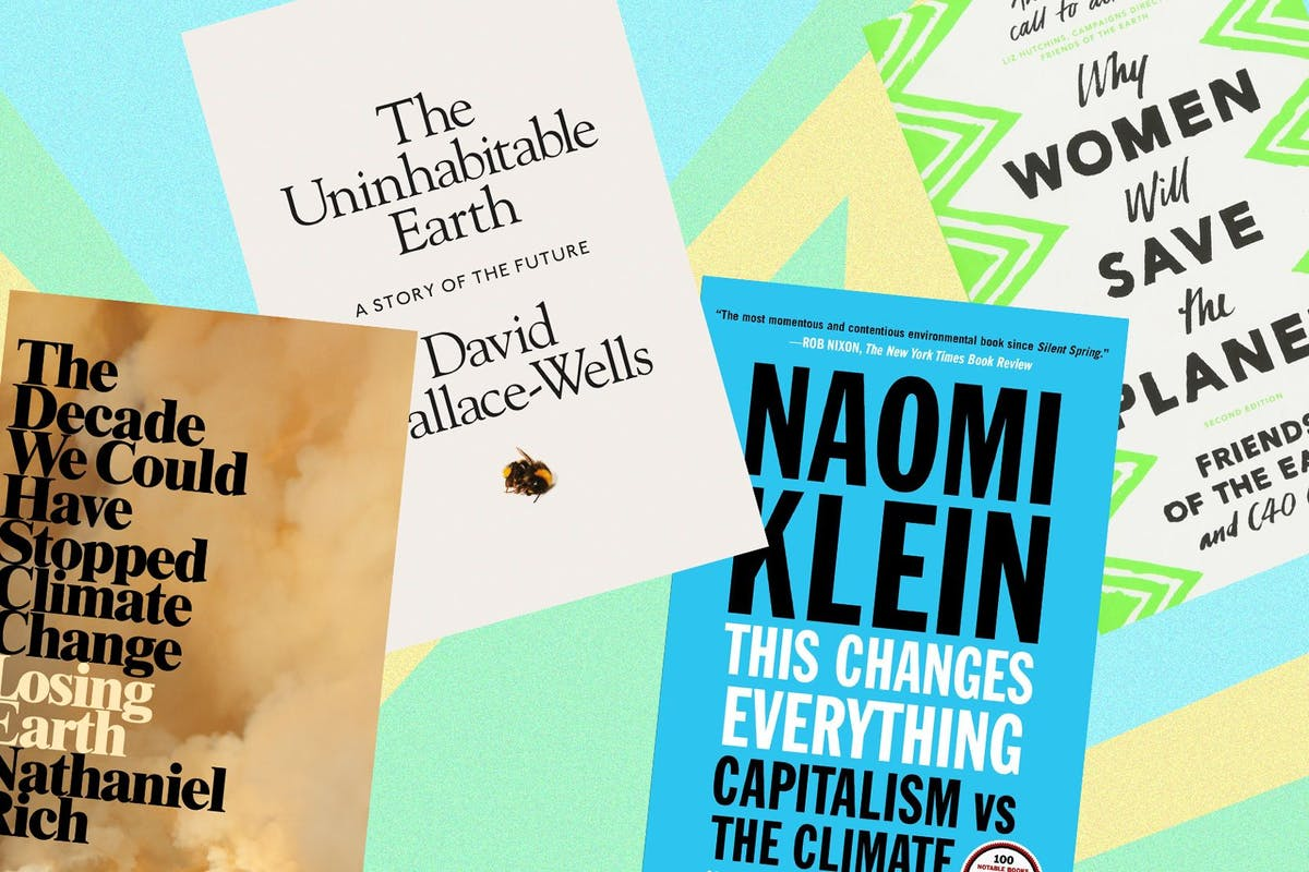 Books about climate change and the environment