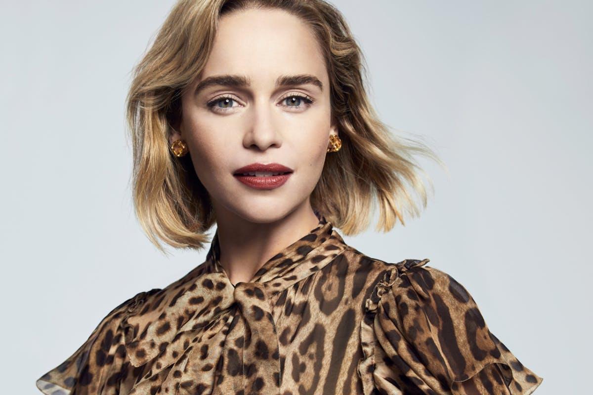 Emilia Clarke How Brain Surgery Changed Attitude To Beauty