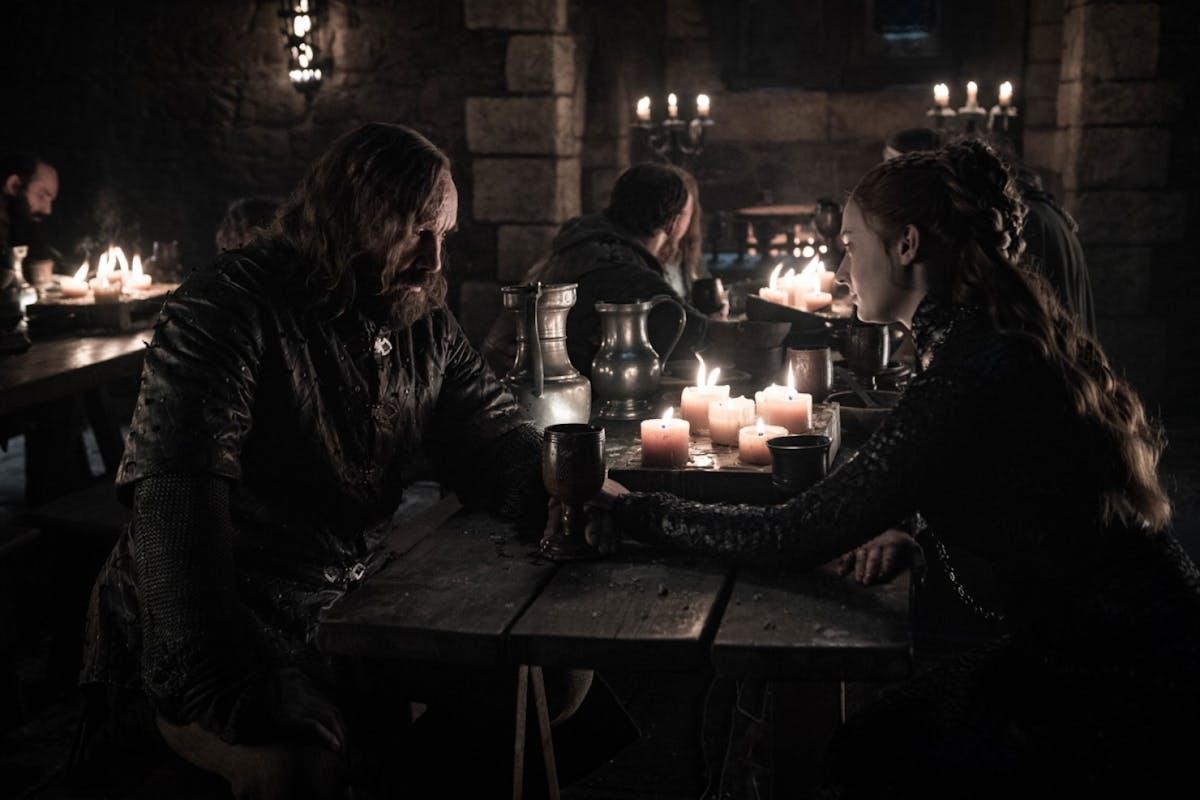 Sansa Stark rape conversation