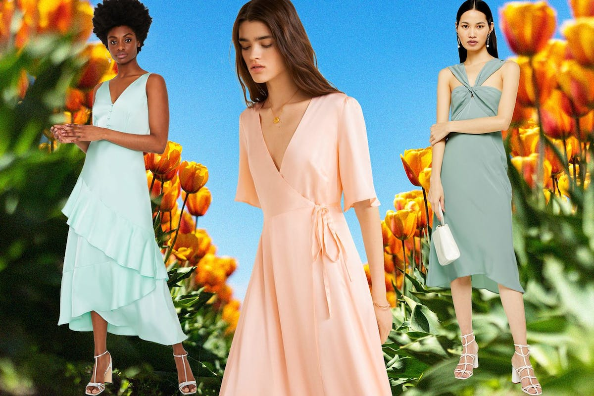 787fa02de54 27 impossibly cool wedding guest dresses to solve your 'what to wear' woes