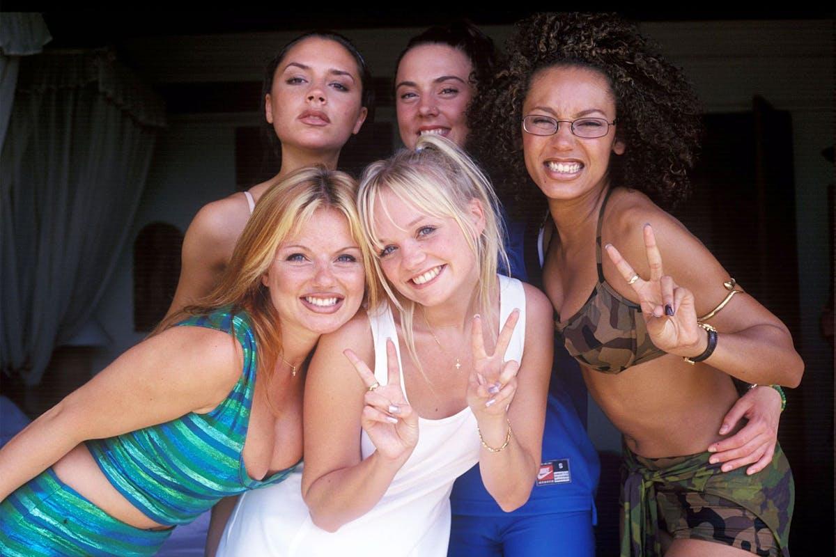 Spice Girls original lineup