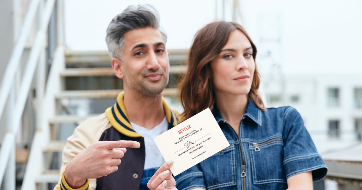 Next In Fashion: the new trailer to Alexa Chung and Tan France's fashion series is here, get ready for the drama