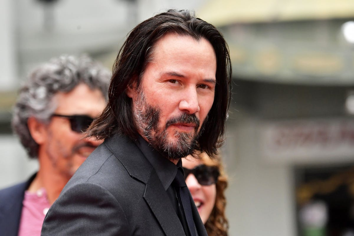 Keanu Reeves talks about grief.