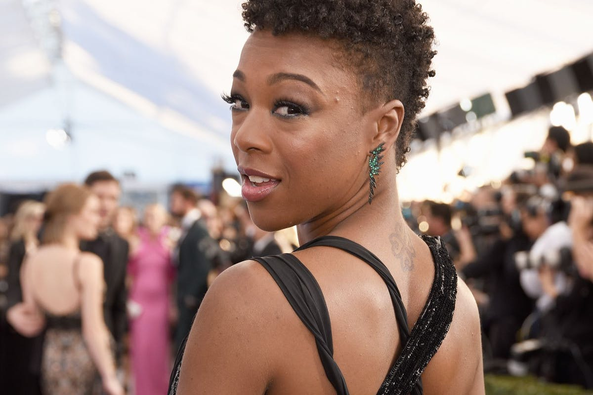 Samira Wiley star of The Handmaid's Tale and OITNB