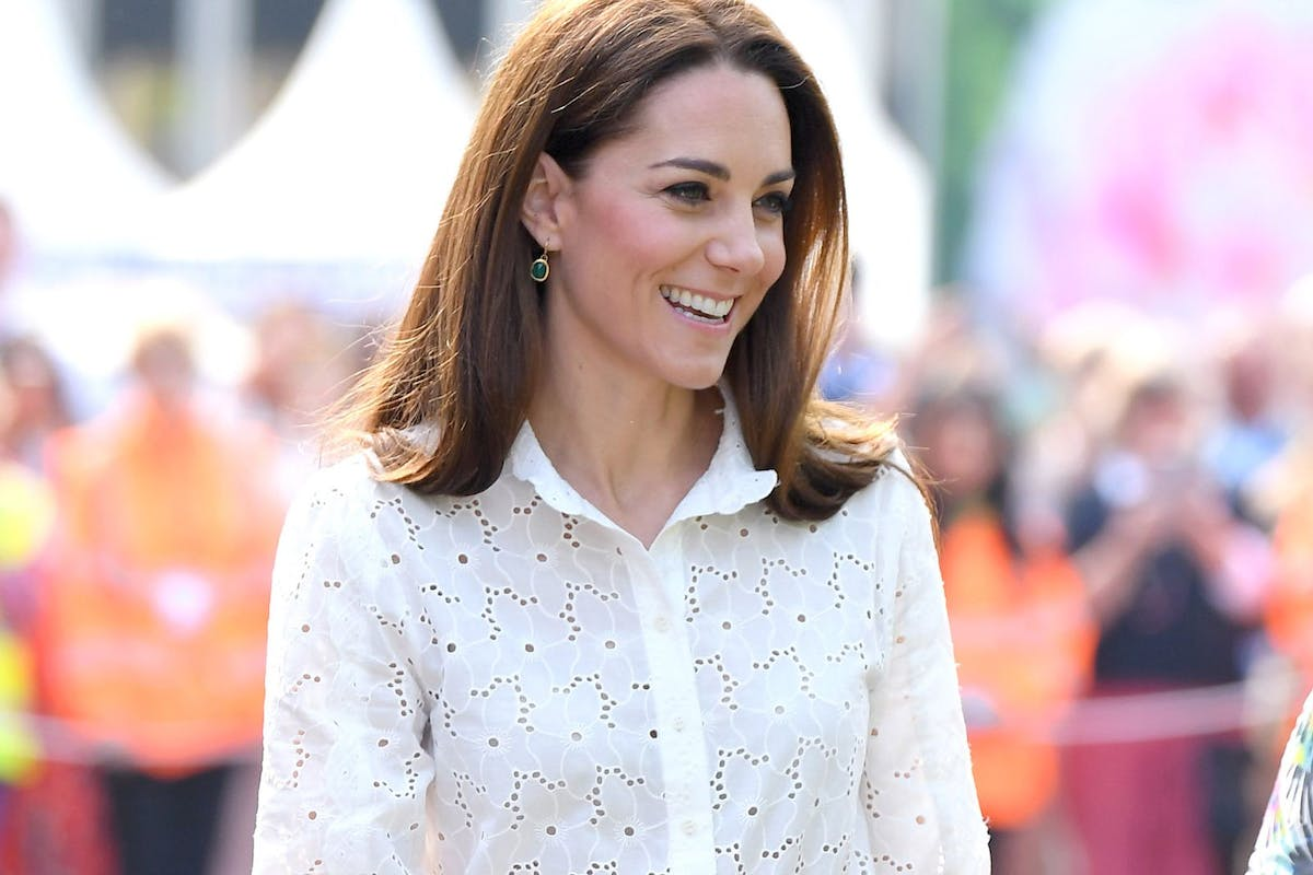 """We saw Kate Middleton wearing Superga sneakers, so we bought Superga sneakers"""