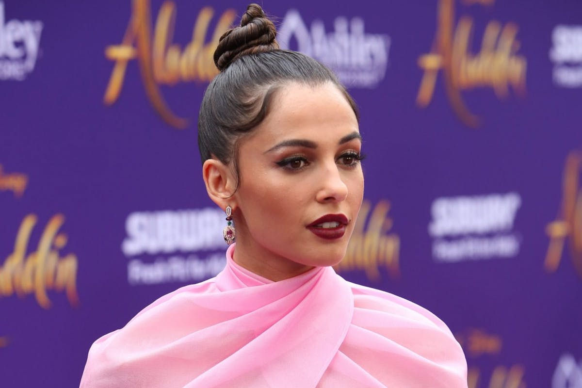 Aladdin premiere: Naomni Scott on playing Jasmine