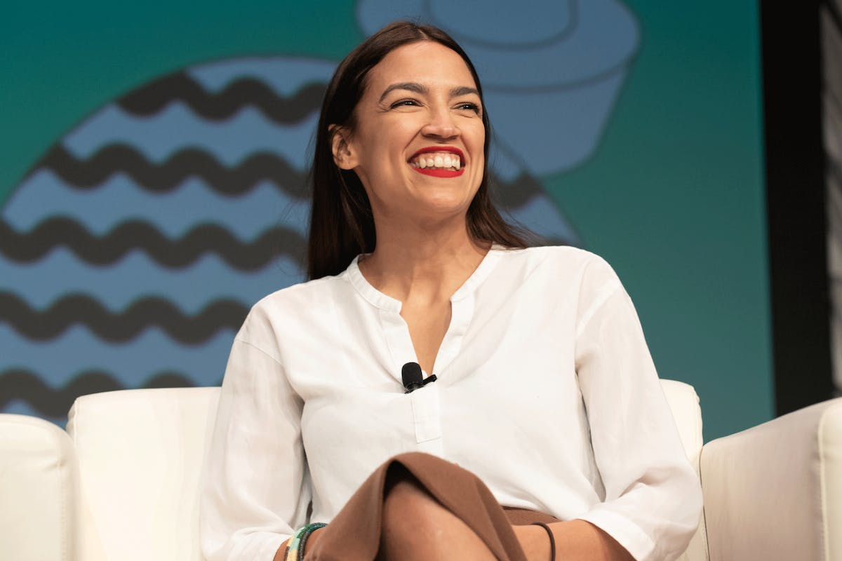 Alexandria Ocasio Cortez is disappointed with the Game of Thrones' finale.